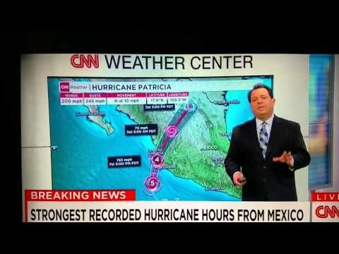 10/23/15 Oct 26 HAARP CAUSED HURRICANE PATRICIA... just listen before you say... Conspiracy, Conspiracy. This guy proves his points; and I agree with him. What was encoded into Hurricane Patricia that the NWO has just announced? THE COMING OF THE ANTI-CHRIST!!  ■HAARP CAUSED HURRICANE PATRICIA■