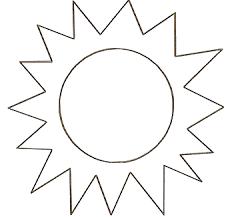 Resultado De Imagen Para Moldes Para Moviles Infantiles Sol Para Colorear Dibujo De Sol Sol Para Dibujar