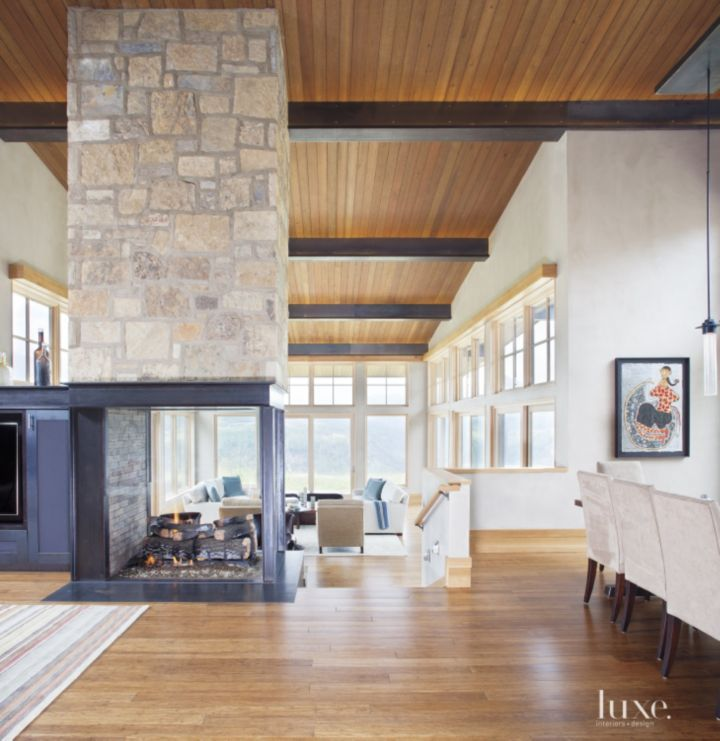 35 Amazing Fireplace Design Ideas | Fireplace design, Home ...