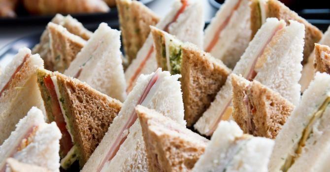 Farandole De Sandwichs Legers Pour Buffet Froid Recette Buffet Froid Recette Buffet Froid Recette Buffet