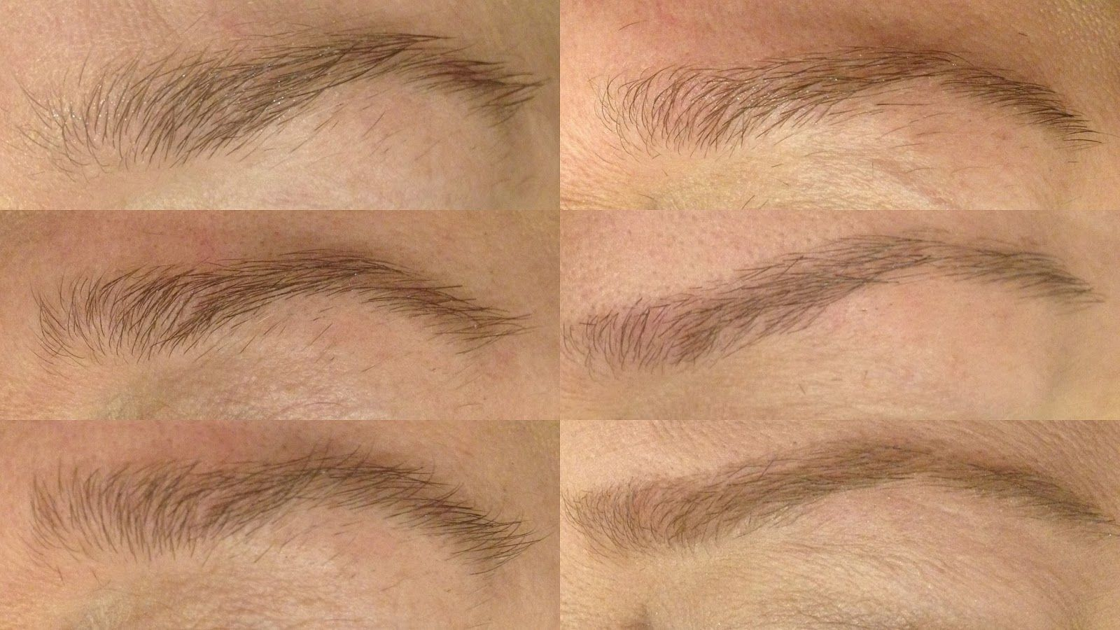 How To Shape Groom Cut Razor Brows Natural Brows Step My Step
