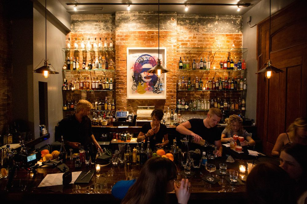 Where To Drink In New Orleans Right Now March 2020 New Orleans Best Happy Hour Cellar Door
