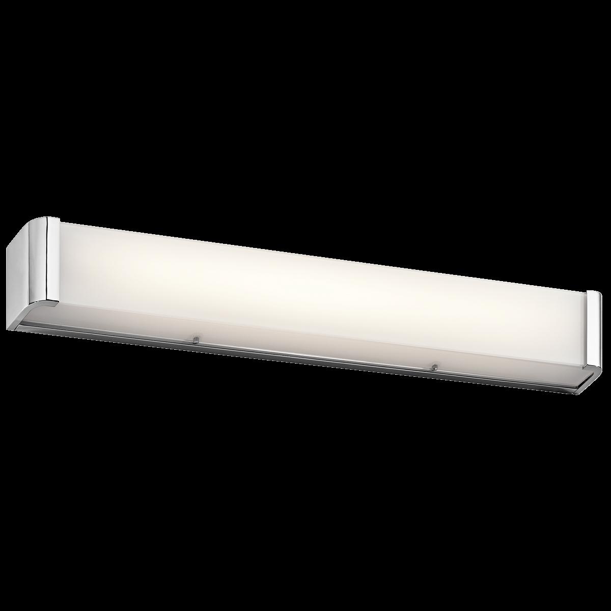 Landi LED Linear Bath Light In Chrome Lighting New Pinterest - Linear bathroom lighting