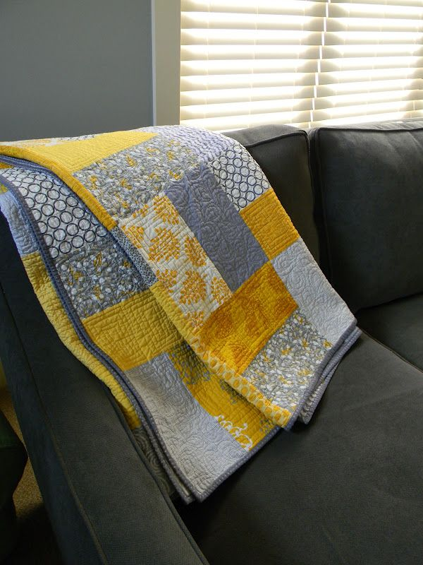 Yellow And Gray Pinwheel Quilts Quilt Layers Modern Quilts