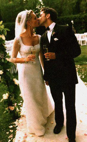 Rebecca stamos wedding