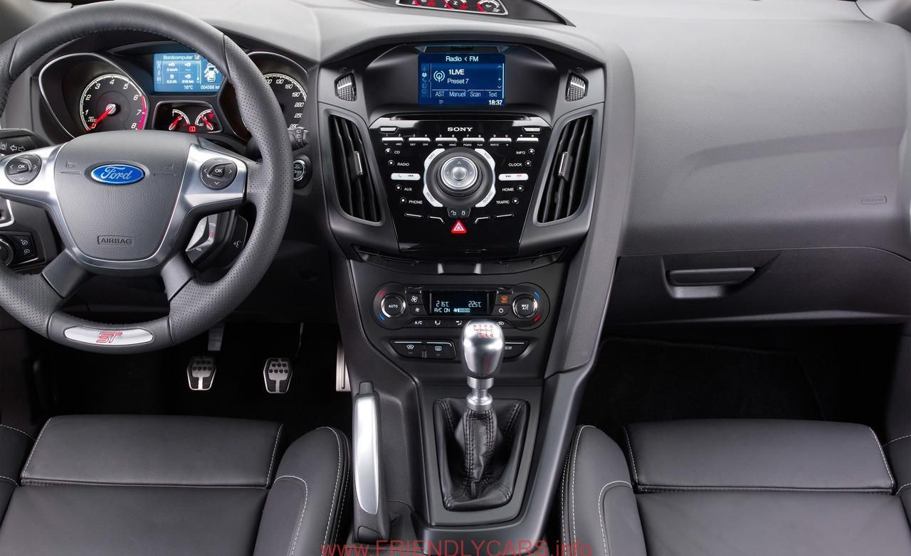 Awesome Ford Focus 2011 Interior Car Images Hd 2013 Ford Focus