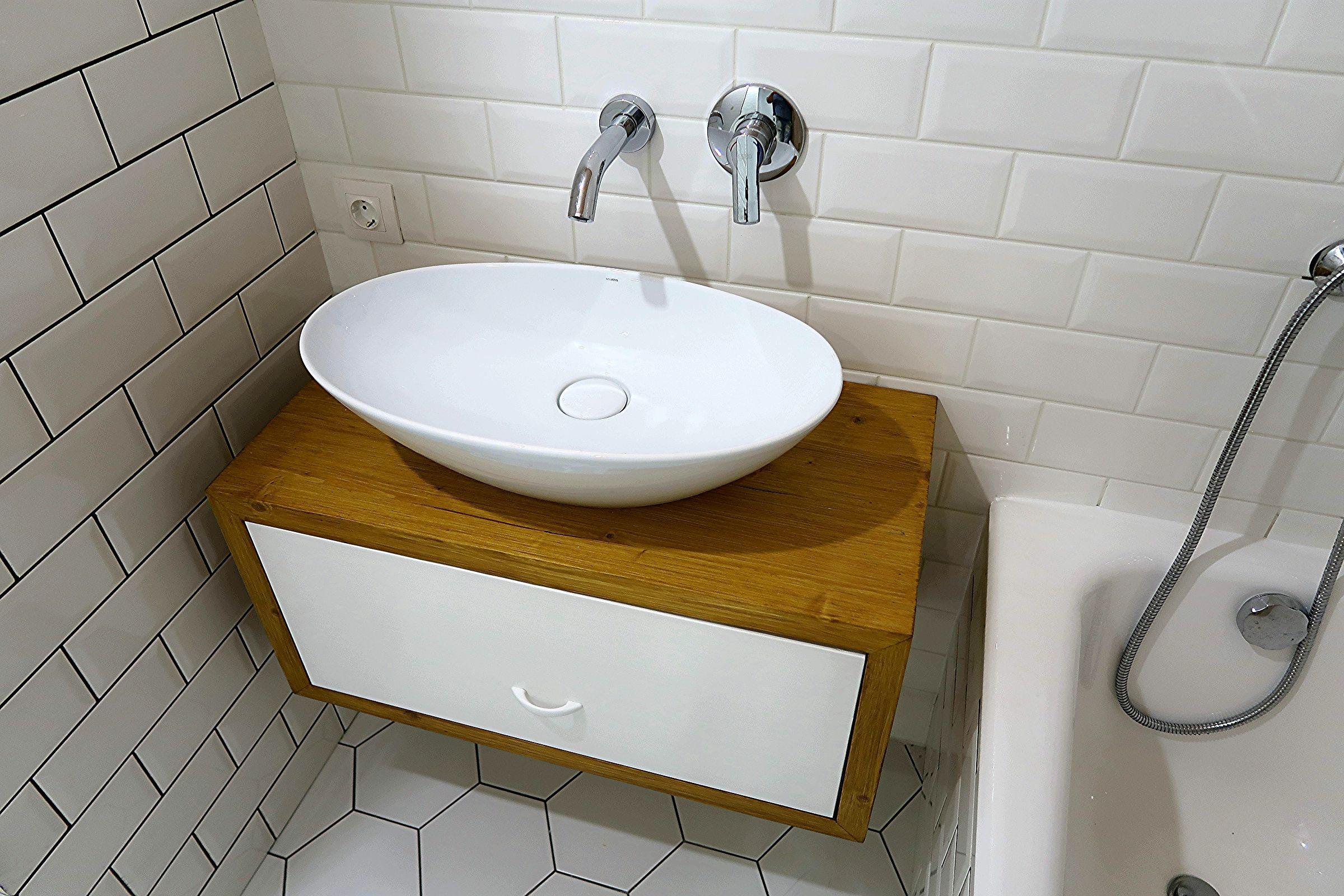 Мебель для ванн своими руками