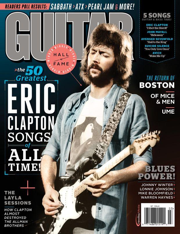 August 2014 Guitar Techniques magazine /& CD
