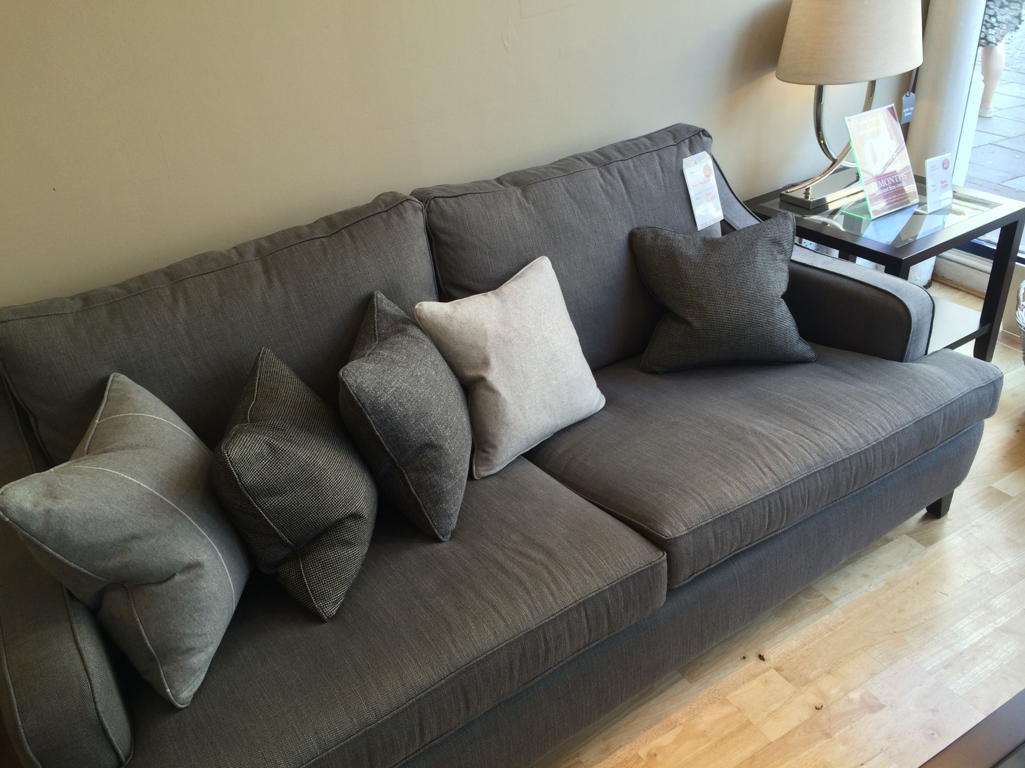Sofa in multiyork Furniture