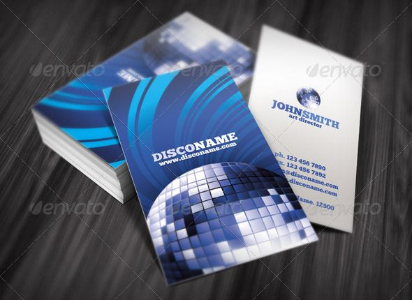 Disco Business Card Free Business Card Templates Blank Business Cards Printable Business Cards