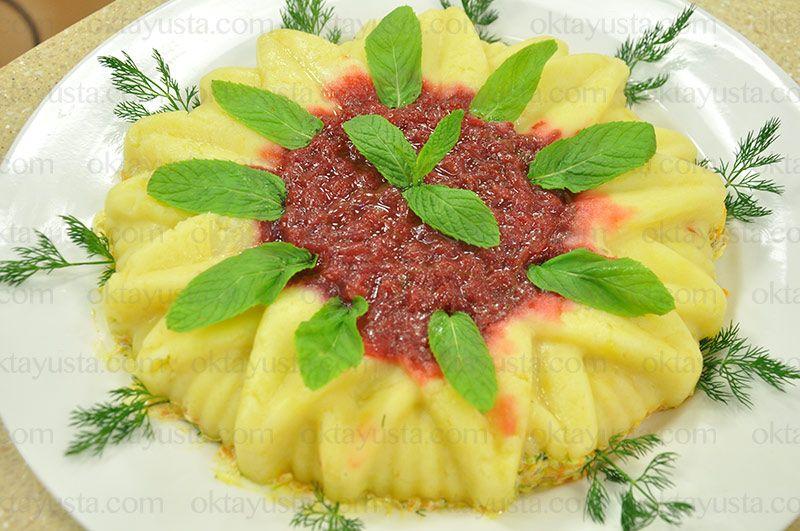 Çiçek Salata | Oktay Usta [ Resmi Web Sitesi ] | Recipes ( Salad ...