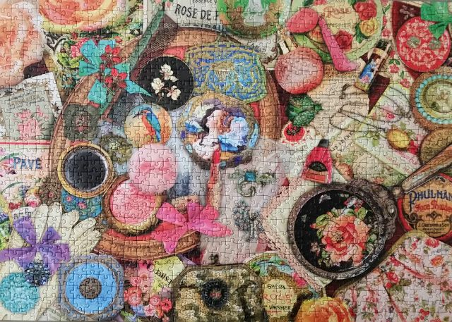 Vintage Collage By Artist Aimee Stewart Release Year 2016 By