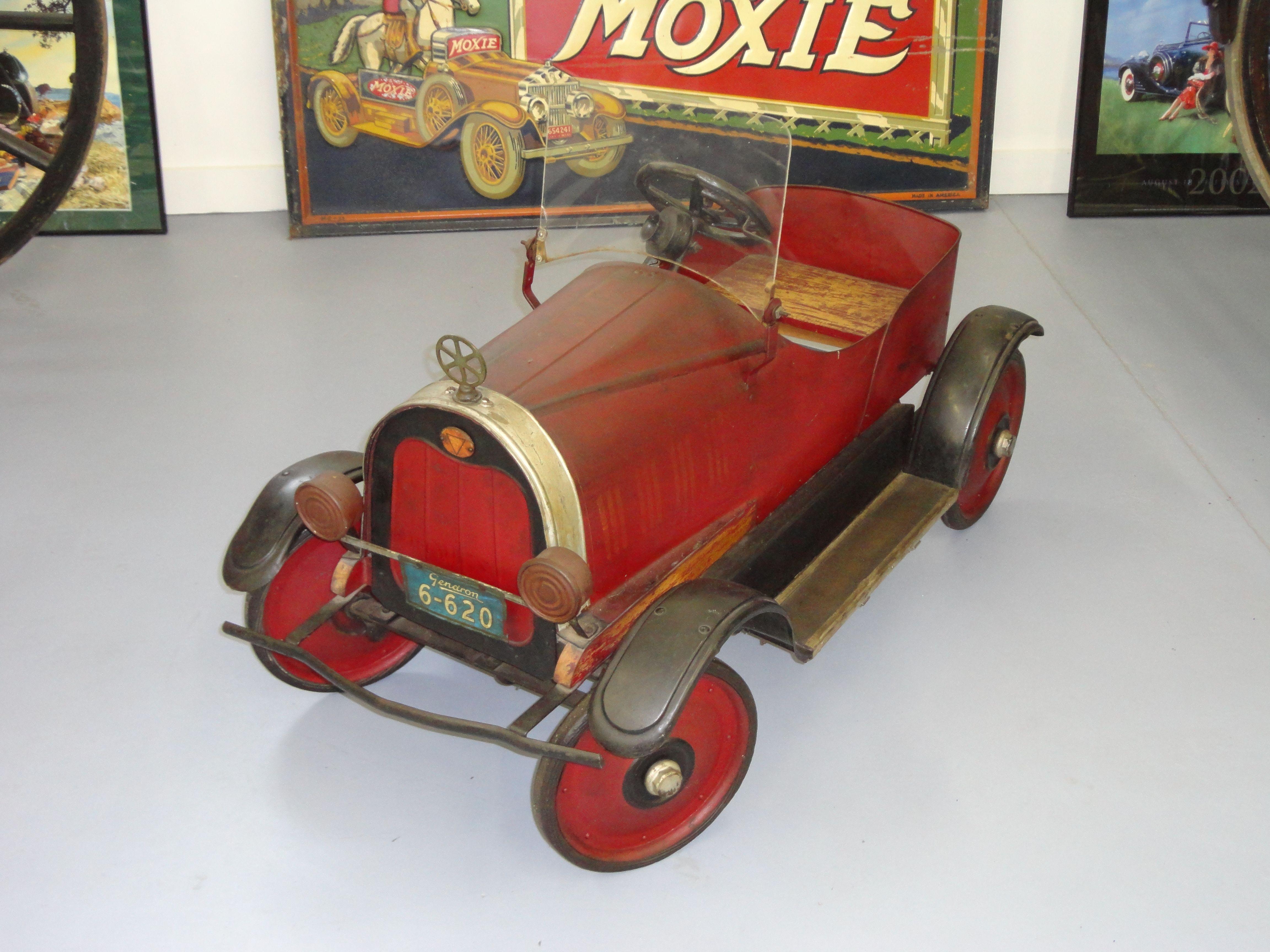 Cool olden day car for kids. | Antique Kids Games & Toys | Pinterest