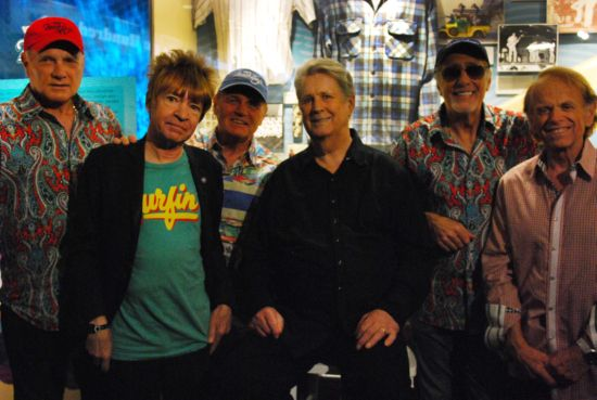 The Beach Boys Remember Good Times