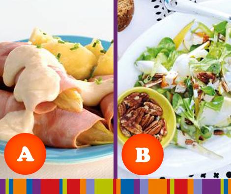 Houd jij meer van gekookte witlof of rauwe witlof in een lekkere salade?