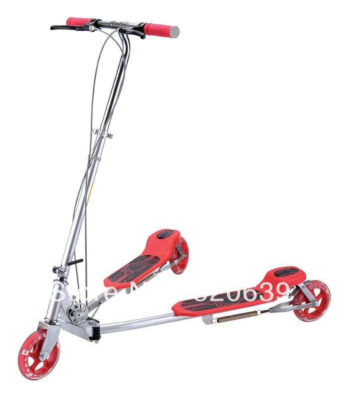 two foot scooter