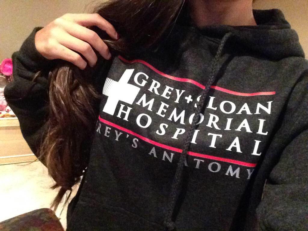 Greys anatomy sweater | greys | Pinterest | Anatomie, Wunschlisten ...