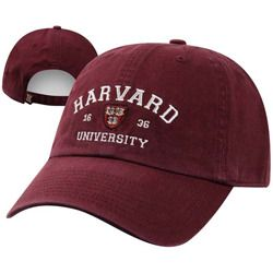 Jason s Harvard baseball cap (Chapter 5)  a8ee284e64ca