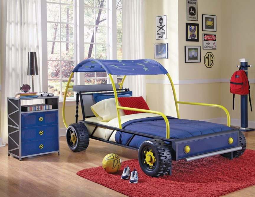 Dune Buggy Car Bed For The Little Man In Your House