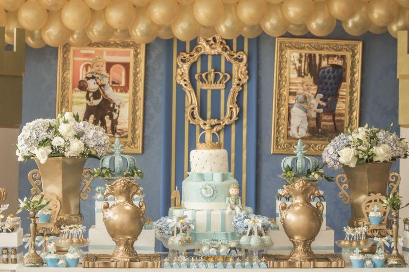 festa 1 aninho principe Pesquisa Google cumple principe tato Pinterest Princesas, Ana -> Decoração De Festa Infantil Realeza Luxo