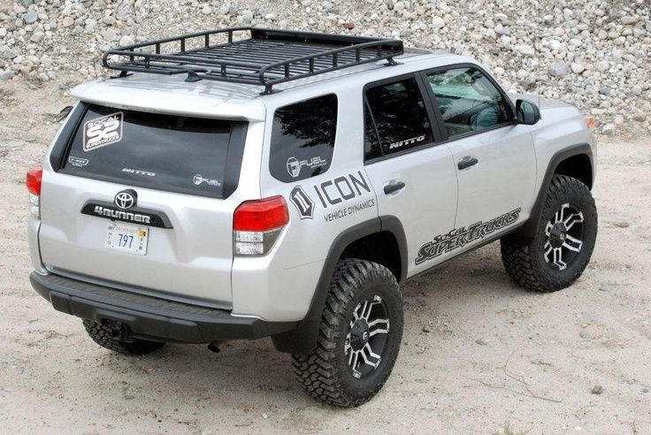 Roof Basket For Toyota 4runner 2015 For Sale Google Search