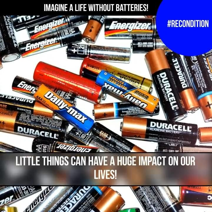 How To Restore A Battery Reconditioning Nicad Batteries Battery Reconditioning Business Fix It Video Batteries Diy Battery Repair Ryobi Battery