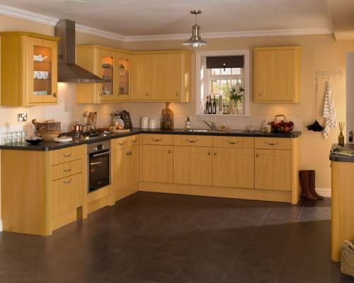 Kitchens Beech Kitchen Kitchen Design Small Kitchen Flooring