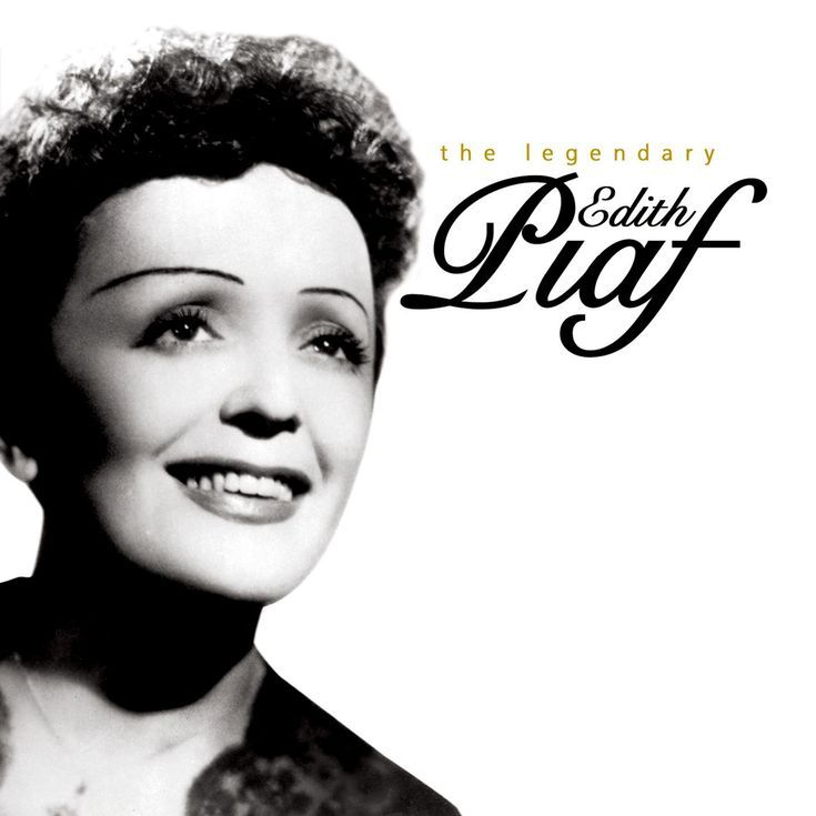 Here Are The Best Songs By Legendary French Singer Edith Piaf Edith Piaf Singer Best Songs
