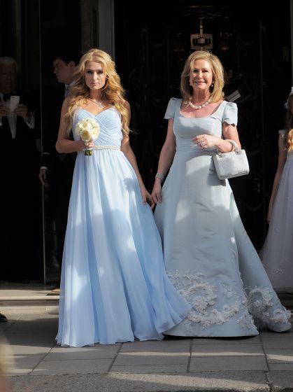 Inside Nicky Hilton S Luxurious London Wedding Fotos
