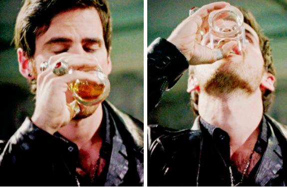 Killian drinking. yeah, yeah life is a photoshoot