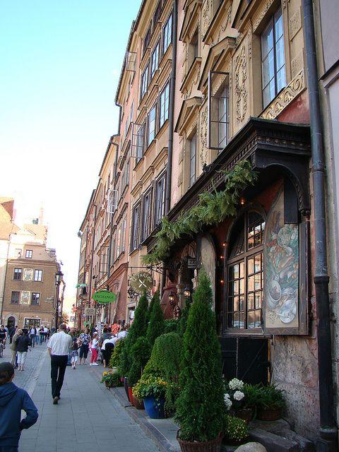 Warszawa - Old town market | Flickr - Photo Sharing!