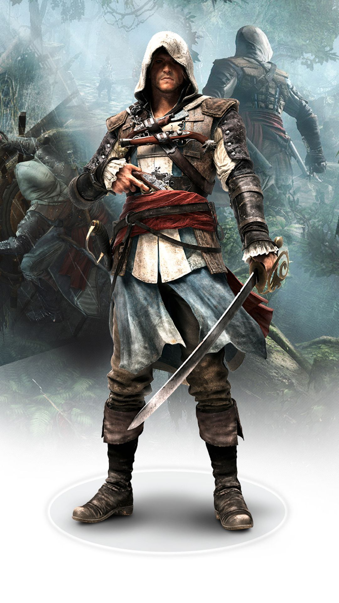 Hd Assassin S Creed Wallpaper For Iphone Wallpapers Bonitos