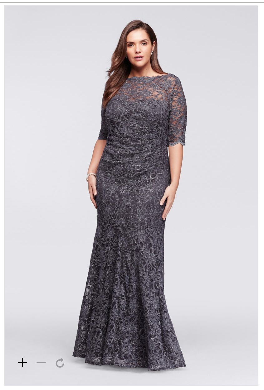 David S Bridal Grey Dresses Dillards Nordstroms Macy S