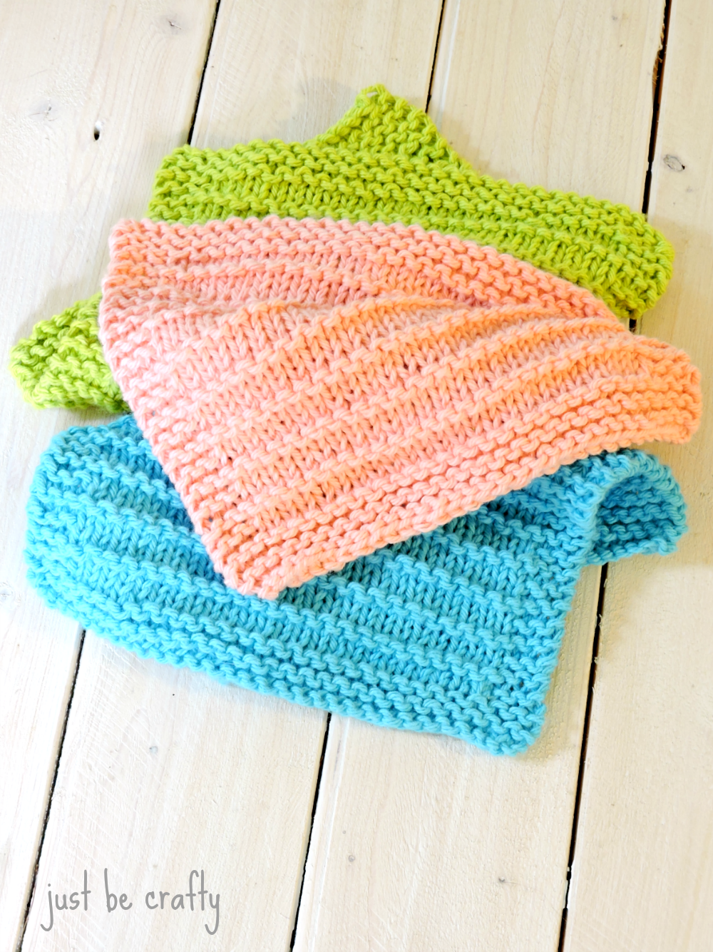 Farmhouse Kitchen Knitted Dishcloths | Knitted dishcloths, Farmhouse ...