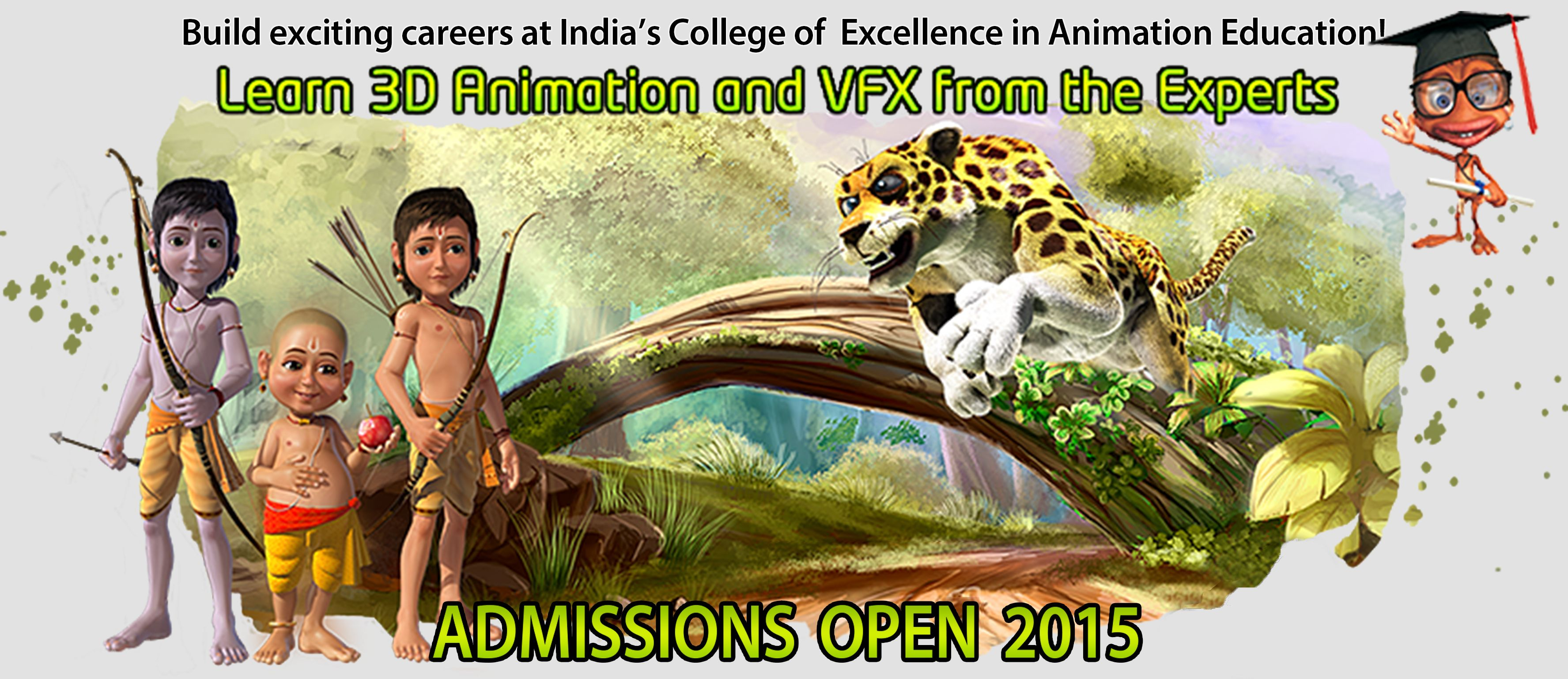 Best animation degree college animation colleges