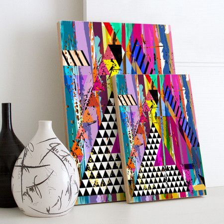 Poster - Art Triangles - Decohouse