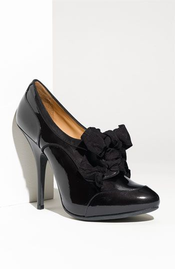 1f6d2d44268 Lanvin Patent Leather Oxford Pump | I lusted after these for so long ...