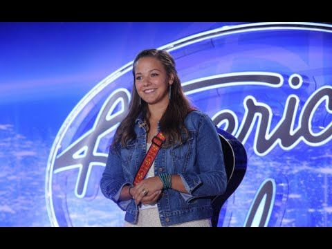 American Idol 2016 Audition Emily Wears Bring On The Rain