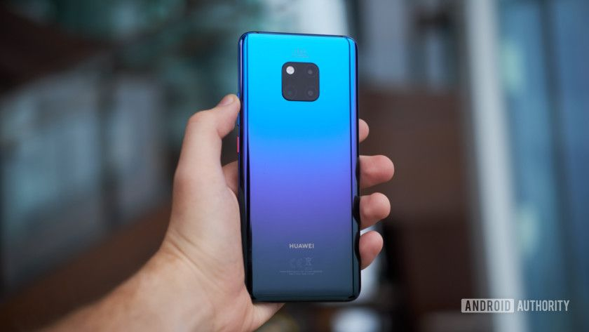 Huawei Mate 20 And 20 Pro Specs Theres A Clear Winner Huawei Mate Huawei Latest Gadgets