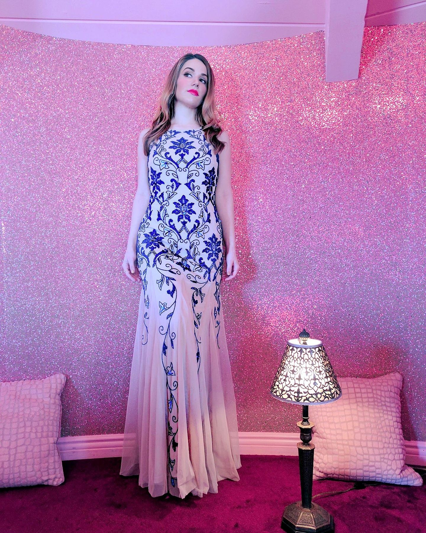 Adrianna Papell Red Carpet Worthy Gowns at Madonna Inn Lookbook via ...
