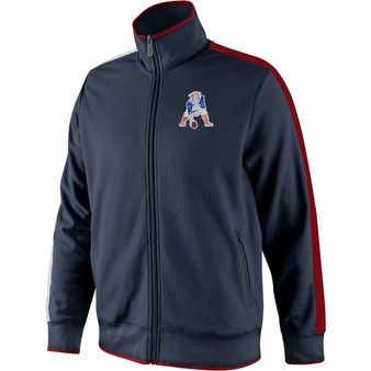 Official New England Patriots ProShop Nike Throwback N98