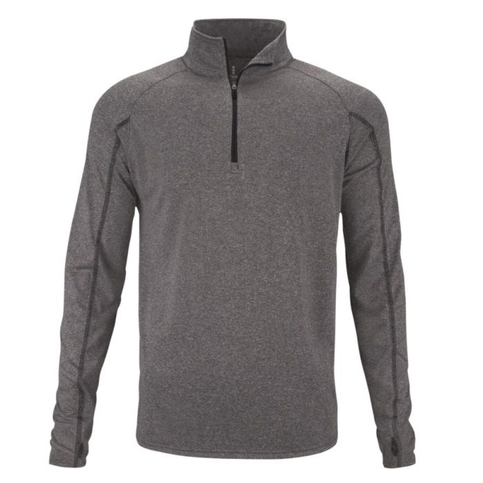 Men's Taza Knit Quarter Zip | Promotional Products by Vistaprint