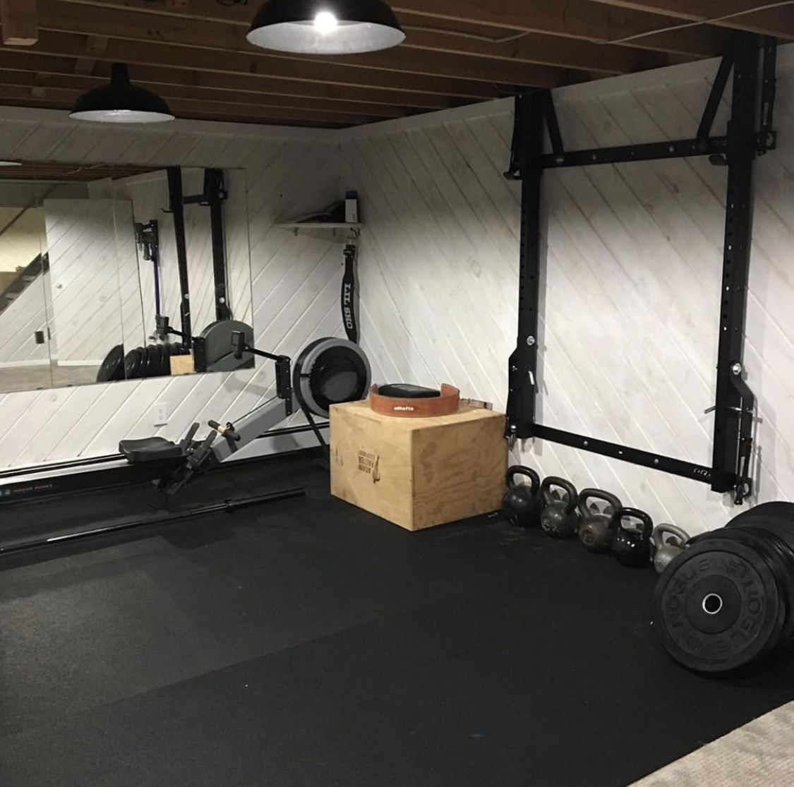 Home Gym Design Ideas Basement: Home Office Ideas - 611011943134168943 In 2020