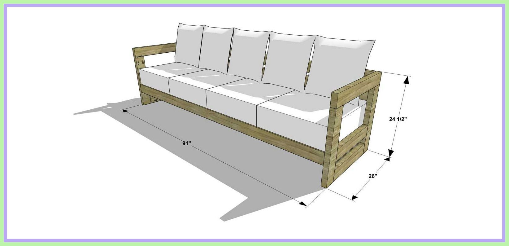 118 Reference Of Sofa Chair Blueprints In 2020 Diy Furniture Plans Outdoor Sofa Furniture Plans