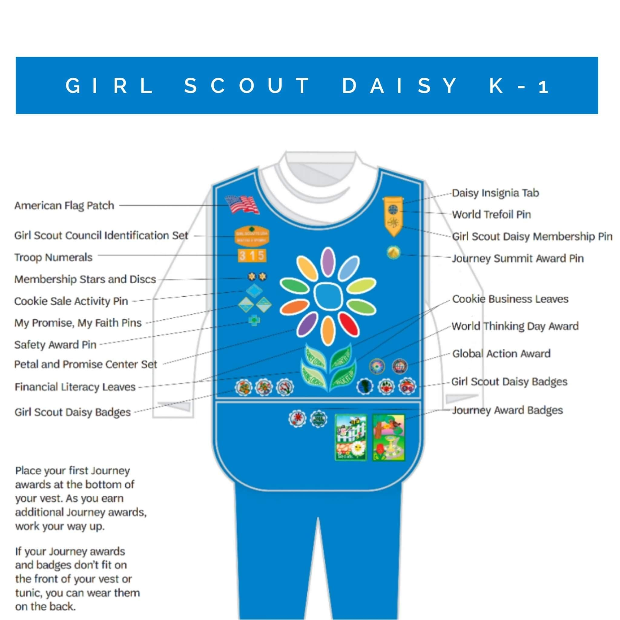 Pin By Gshom Troop On Girl Scout Uniforms