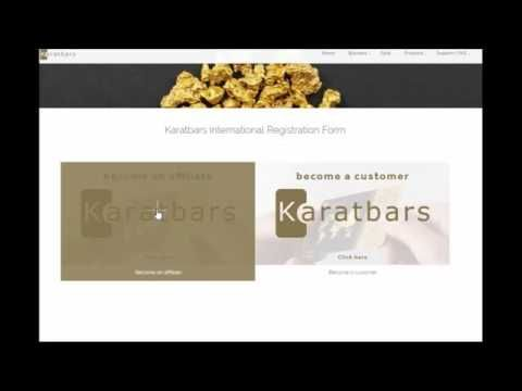 OPEN A FREE ACCOUNT with KARATBARS