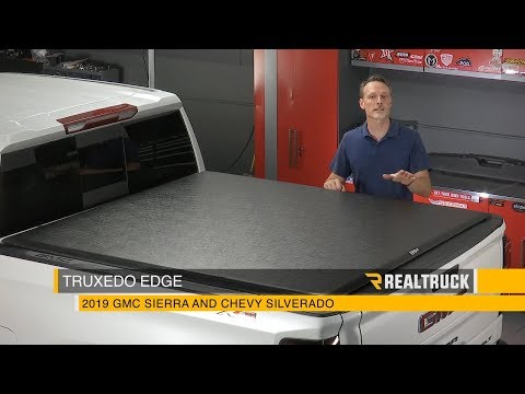 How to Install TruXedo Edge Tonneau Cover on a 2019 Chevy