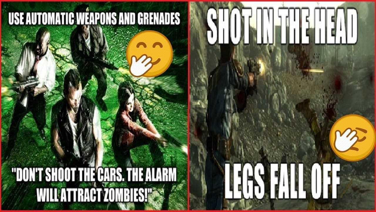 Hilarious Examples Of Video Game Logic Fails Episode 2
