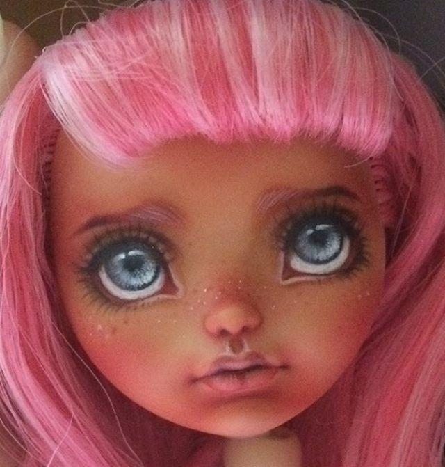 #ooak #dolls #repaint #everafterhigh #everafterhighdoll