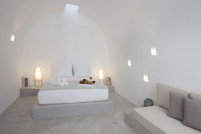 letto muratura in - Cerca con Google | Interni minimalisti ...